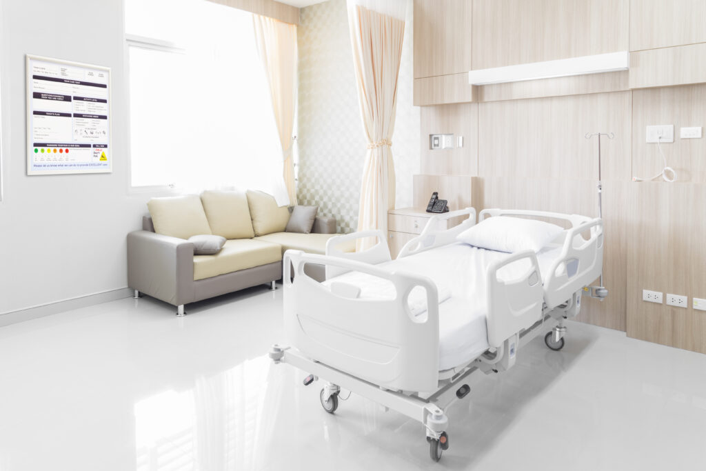 Patient Care Boards Healthcare Communication Solution